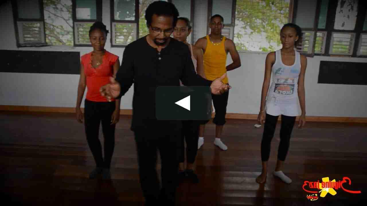 Danse : Biguine Comment apprendre à danser