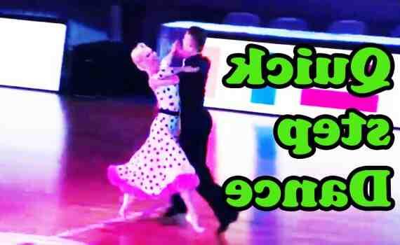 Danse : Quickstep Comment apprendre à danser