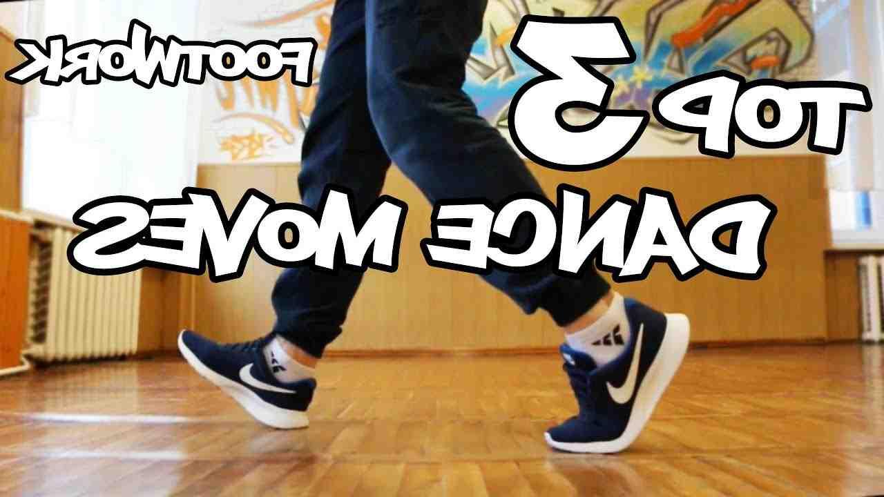 How do you do a simple footwork?